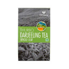 Darjeeling Tea - Thurbo Darjeeling Tea Whole Leaf (250 Grams)