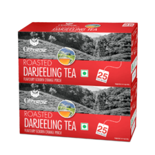 Darjeeling Tea - Roasted Darjeeling Tea (50 Tea Bags)