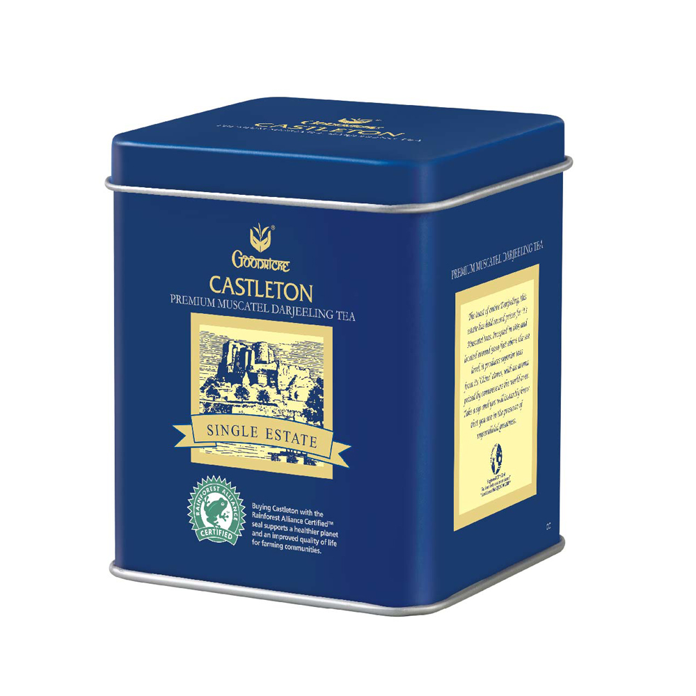Castleton Premium Muscatel Tea 6 Months Subscription Box (100 Grams)